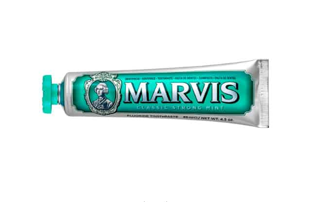 dentifrico Marvis strong