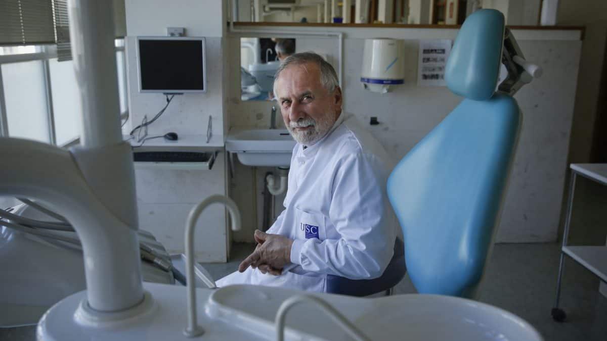 Webinar de odontología con el Dr. Smyth y la Dra. Rodriguez Fernández