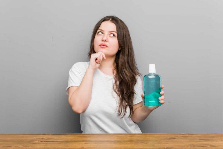 Tres cosas que debes saber sobre la clorhexidina en la boca